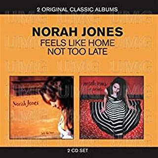 2 For 1 : Feels Like Home / Not Too Late (2 CD) by Norah Jones (B004O0TKX0) | Amazon Products