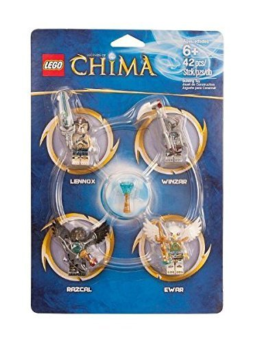 LEGO Legends of Chima Set 850779 Minifigure Accessory Set - Legends Lego Chima-sets Of