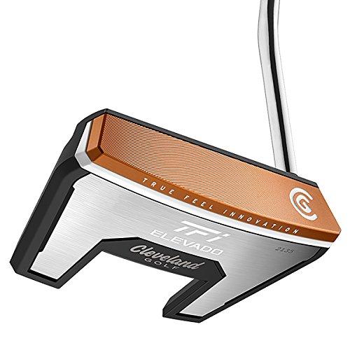 Cleveland Golf pour homme Tfi 2135Elevado Putter de golf, Homme, 11011216, marron, grand