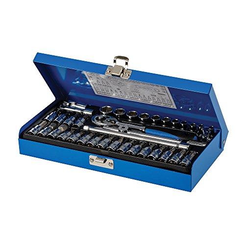 Silverline multicolore 328015 1V Set di cacciaviti con manico a T