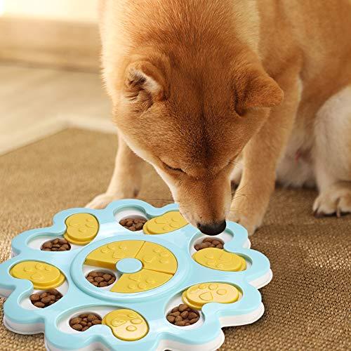 Puppy Puzzle Toys Juego Entrenamiento Perros Comedero