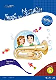 Feel the Music 6 Teacher's Book Pack (Extra Content) (Siente la Música) - 9788420564494