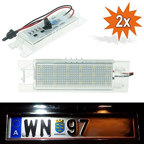 Do!LED VXLY01 LED Kennzeichenbeleuchtung mit E-Prüfzeichen