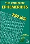 The Complete Ephemerides 2000-2050 (e...