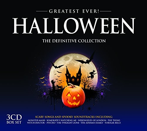 Greatest Ever Halloween by VARIOUS ARTISTS (2014-08-03) (Greatest Ever Halloween)