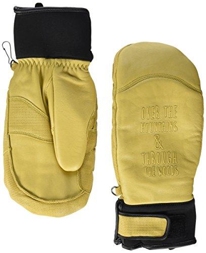 Maloja Damen WaldoM. Handschuhe, Charcoal 8126, M