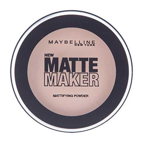 Maybelline Mineral Powder Make-up (Maybelline Matte Maker Mattifying Powder 20 Nude Beige 16g)