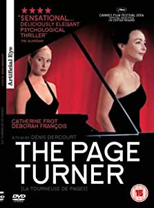 The Page Turner [2006] [DVD]