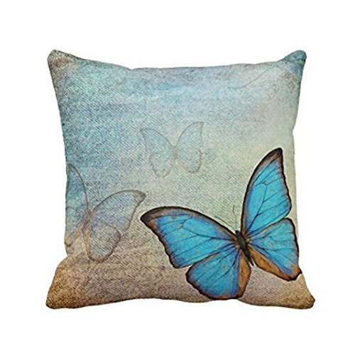 Sunnywill Pillow Case Sofa Taille Throw PillowCover Kissenbezug Home Decor( Kissen ist nicht im Preis inbegriffen )