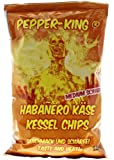 Pepper-King Habañero Käse Kessel Chips