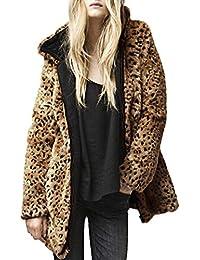 Amazon.it  Pelliccia Di Leopardo  Abbigliamento 2e1f86e5838