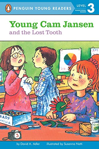 Young Cam Jansen And the Lost Tooth (Easy-to-Read) (Puffin easy-to-read) por David A. Adler
