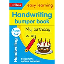 Handwriting Bumper Book Ages 5-7: Prepare for school with easy home learning (Collins Easy Learning KS1)
