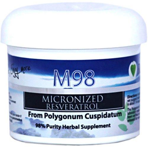 M98 Micronized Resveratrol von Revgenetics kaufen Ultra-Premium 98% reines Trans-Resveratrol (Polygonum Cuspidatum)