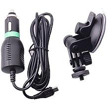 SJCAM original del montaje del coche del cargador de ventosa Soporte para SJ4000 / SJ4000 Plus / cámara M10 Acción