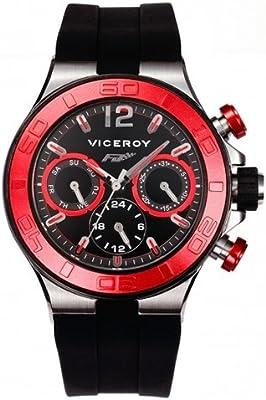 Reloj Viceroy Fernando Alonso 47776-55 Niño Negro
