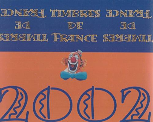 TIMBRES DE FRANCE / 2002