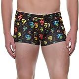 bruno banani Herren Pants Short Che Guevara, Mehrfarbig Print 2135, X-Large (Herstellergröße: 7/XL)