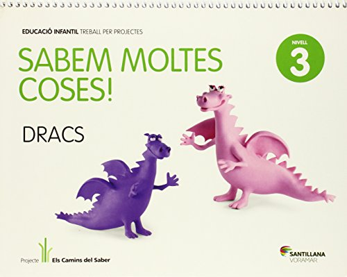 SABEM MOLTES COSES NIVELL 3 DRACS - 9788498077698