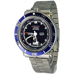 Formex 4 Speed Men's Quartz Watch 20003.2031 with Metal Strap