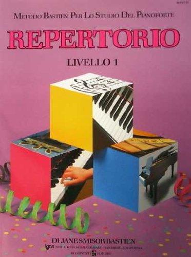 BASTIEN - Repertorio - Livello 1