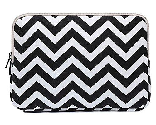 chevron-style-tissu-de-toile-housse-pour-ordinateur-portable-netbook-macbook-ipad-noir-15-156-inch