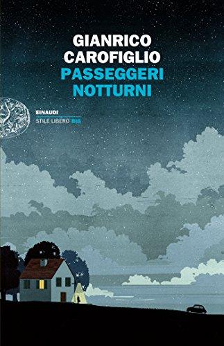 Passeggeri notturni - Gianrico Carofiglio