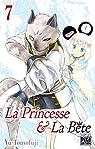La princesse et la bête, tome 7 par Tomofuji