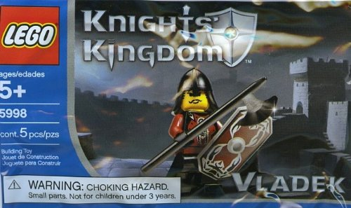 LEGO Knights Kingdom 5998 Lord Vladek
