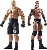 WWE SummerSlam Brock Lesnar e Randy Orton figura di azione (2 pacco)