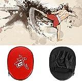 FGVBHTR 1paio di guanti da karate combattimento Muay Thai boxe guanti formazione Focus punch Boxing punzonatura guanti