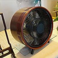 NWYJR Regulador De Velocidad Sin Escalonamiento De Madera Maciza De Ventilador Consumo De Energía Bajo Ventilador De CC De Potencia Variable
