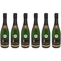 Arthur Metz Cremant - Pack de 6 Botellas de 0.75 l - Total: 4.5 l