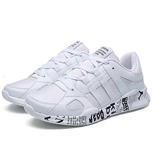 FEIFEI Scarpe da uomo Materiale di alta qualità Autunno Sport e tempo libero Mantieni le scarpe calde di marea 4 colori ( Colore : 03 , dimensioni : EU/41/UK7.5-8/CN42 ) 04