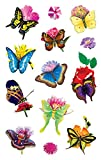 AVERY Zweckform 54322 Deko Sticker Schmetterlinge 39 Aufkleber