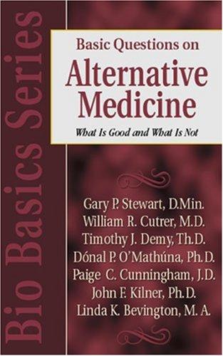 Basic Questions/Alter/Medicine (BioBasics series)