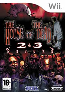 House of the dead 2 et 3 + gun