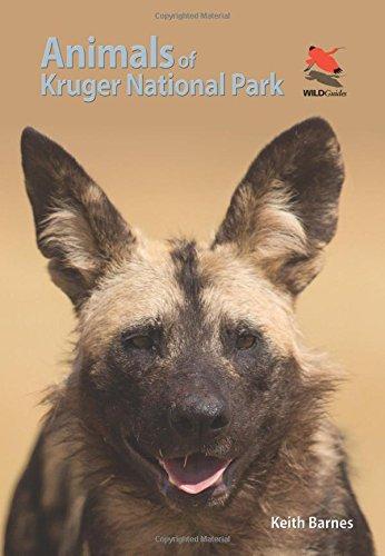 Animals of Kruger National Park (WILDGuides) por Keith Barnes