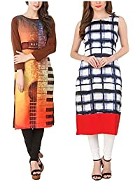 Mastani Kreation Digital Printed Kurti for Women and Girls Extra Small to Plus Size