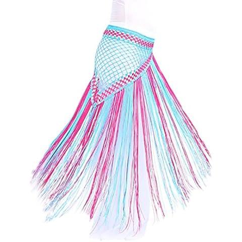 YiJee Danza del Ventre Hip Donna Wrap Costume Stile Argentina Sciarpa Cintura con (Sciarpa Danza Del Ventre Costume Cintura)