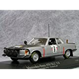Minichamps 1/43 Scale 430 793906 Mercedes 450 SLC 5.0 East African rally 1979