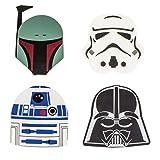 Star Wars Coasters, Multi-Colour