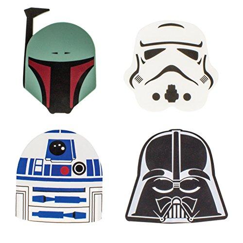 Paladone - Star Wars Posavasos personajes