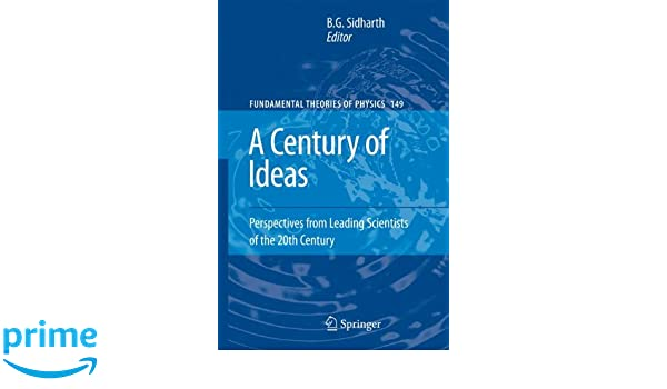 a century of ideas sidharth burra