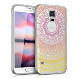 kwmobile Funda para Samsung Galaxy S5 / S5 Neo / S5 LTE+ / S5 Duos - Case para móvil en TPU...