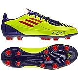 Adidas - Lionel 'Leo' Messi - Zapatillas Botines de Fútbol hombre - F30 - F50 TRX FG - Amarillez T...