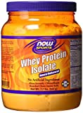 Whey Protein Isolate 100% Pure (Natural Unflavpred)