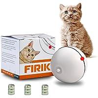Katzenspielzeug Katze Spielzeug Automatische Elektrische Rotierende drehtbare Ball Licht Interactive Spielzeug für Katze / Kitten und Welpen Hunde
