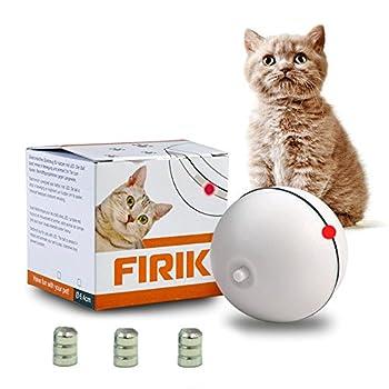 Jouet électronique pour les chats avec LED