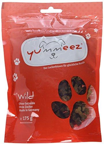 Yummeez Hundeleckerli Wild 175 g, 4er Pack (4 x 175 g)